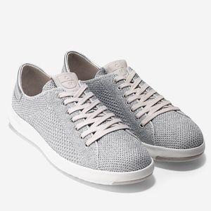 Cole Haan GrandPro Stitchlite Metallic Sneakers